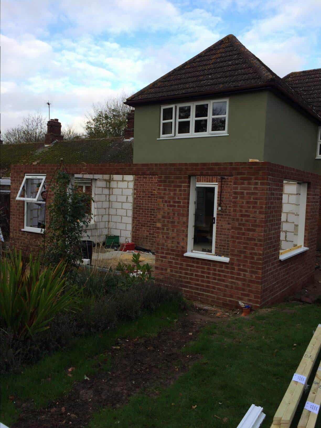 Guardian Warm Roof Installation | Halstead Glass