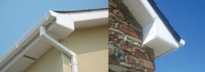 Guttering and fascia installation