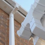 What is a fascia and what is a soffit?