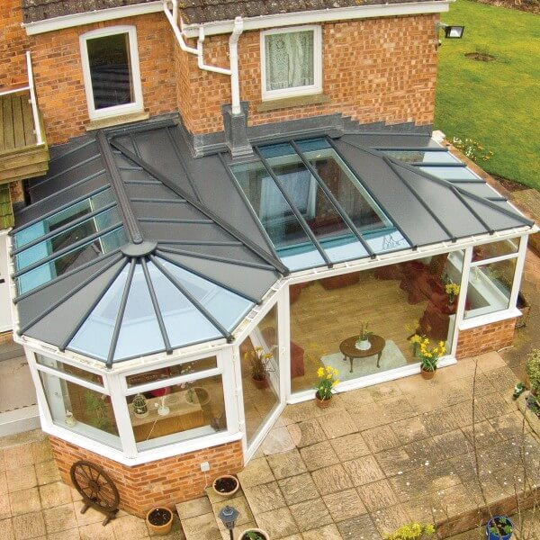 P Shaped Conservatories In Essex And Suffolk Halstead Glass