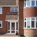 Gorgeous glass front doors for your Essex home